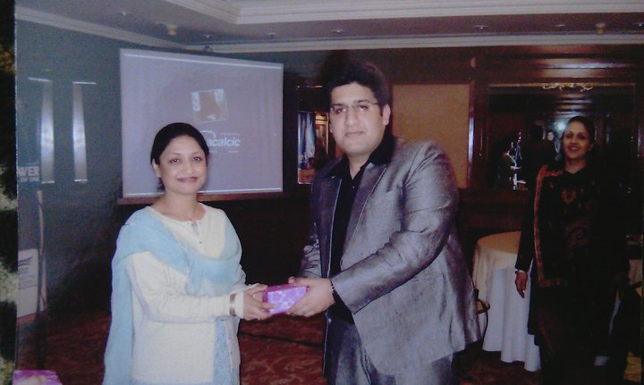 Giving away the honours to toppers